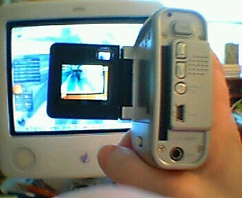 Aiptek 4100M Digital Camcorder