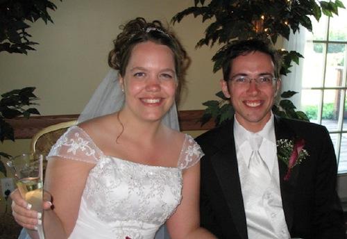 Tracie and Waylon's Wedding.