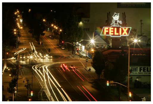 Felix Chevrolet Sign Saved