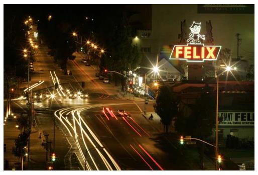 Felix Chevrolet Sign Saved